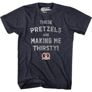Thirsty Pretzels