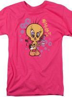 Tweety Bird Rock Star T-Shirt
