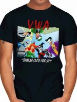 VILLAINS WITH ATTITUDE T-Shirt