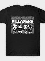 Villagers T-Shirt