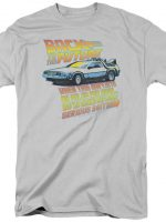 When This Baby Hits 88 Miles Per Hour T-Shirt