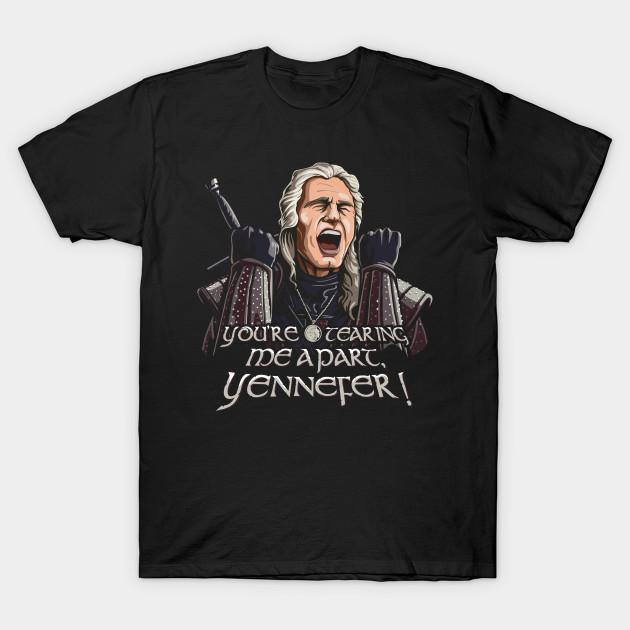 Witcher Wiseau T-Shirt