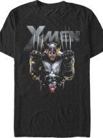Wolverine X-Force Suit T-Shirt