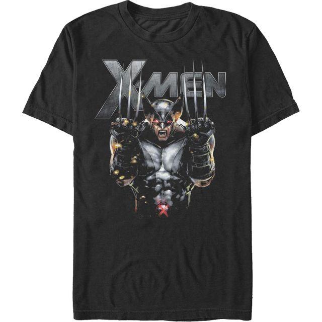 Wolverine X-Force Suit