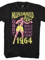 World Heavyweight Champ 1964 T-Shirt