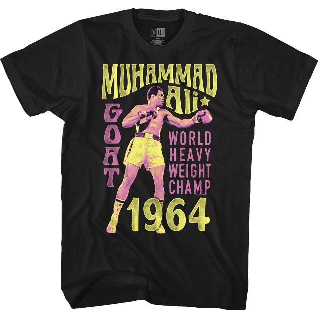 World Heavyweight Champ 1964