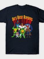 90´s Best Ripoffs T-Shirt