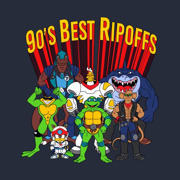 90´s Best Ripoffs