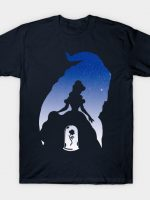 Beauty And The Beast Belle T-Shirt
