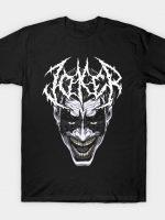 BLACK JOKE METAL T-Shirt