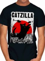 CATZILLA CITY ATTACK T-Shirt
