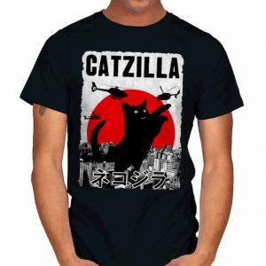 CATZILLA CITY ATTACK T-Shirt