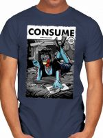 CONSUME FICTION T-Shirt