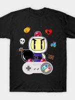 Console Bomberman T-Shirt
