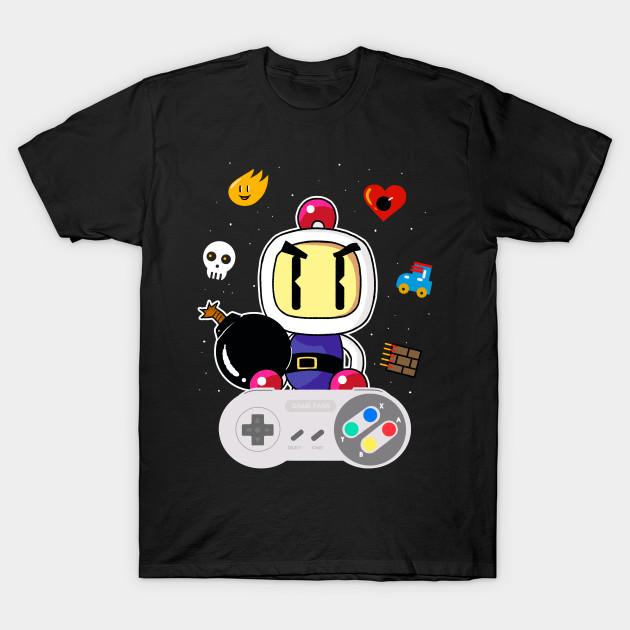 Console Bomberman