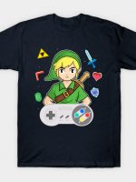 Console Link T-Shirt