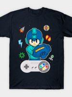 Console Megaman T-Shirt