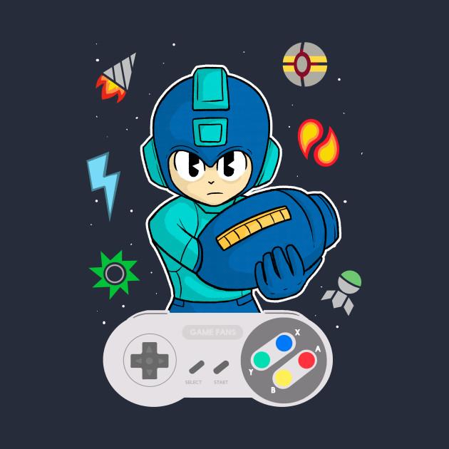 Console Megaman