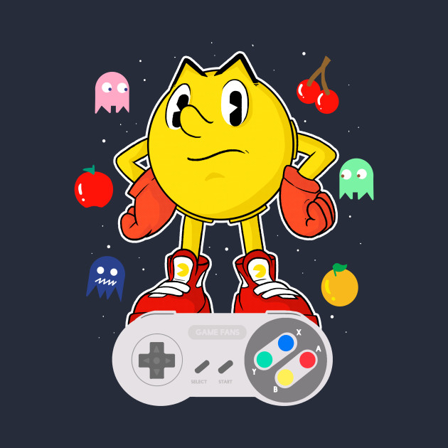 Console Pacman
