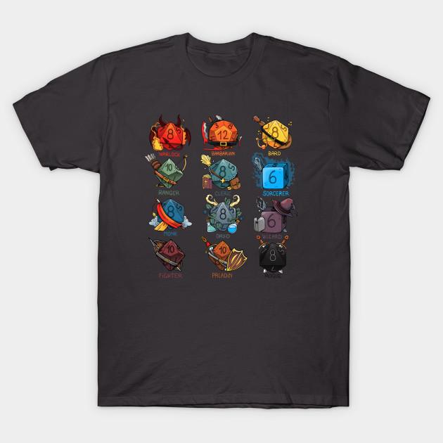 Dice Role T-Shirt
