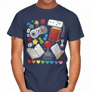 GAME WORLD T-Shirt