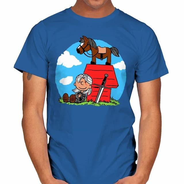 GERALTY BROWN T-Shirt