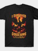 Goose Wars T-Shirt