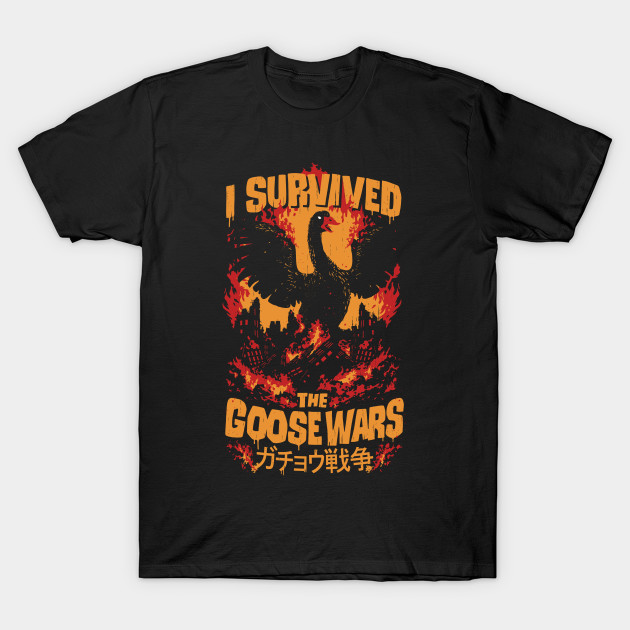 Untitled Goose Game T-Shirt