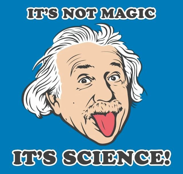 IT'S SCIENCE
