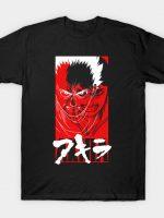 Kaneda Black T-Shirt