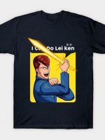 Lei Ken Black T-Shirt