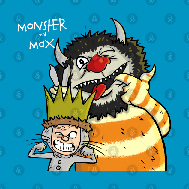 Monster and Max