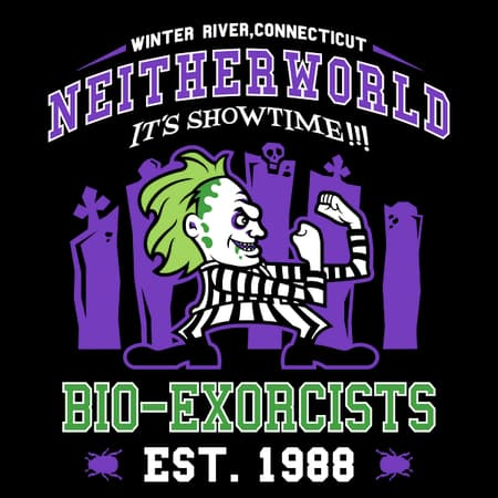 Neitherworld Bio-Exorcists
