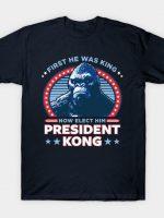 President Kong T-Shirt