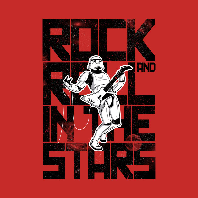 ROCK IN ROLL IN THE STARS