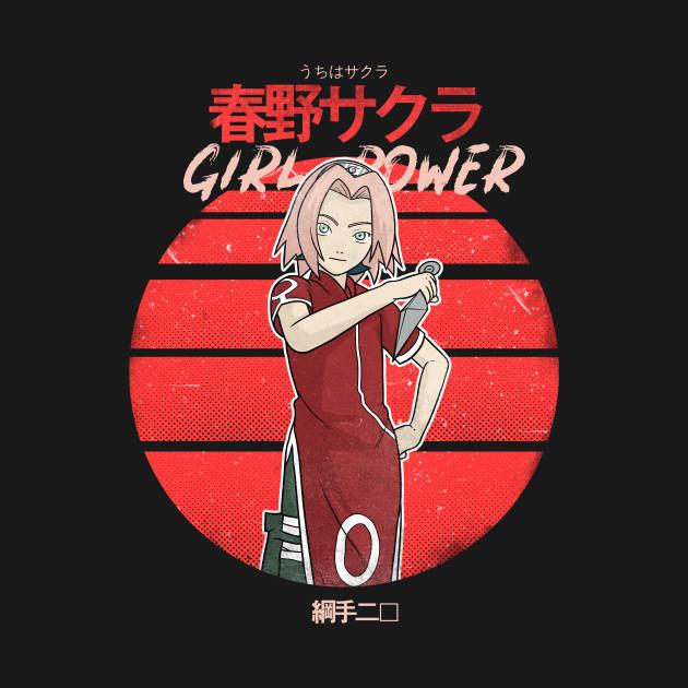 Sakura Girl power