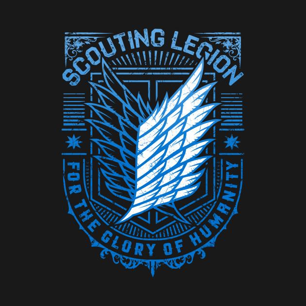 Scouting Legion B