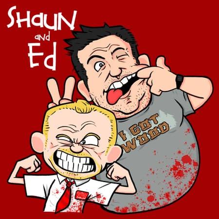 Shaun & Ed