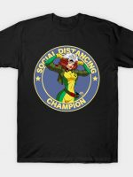 Social Distant Champ T-Shirt