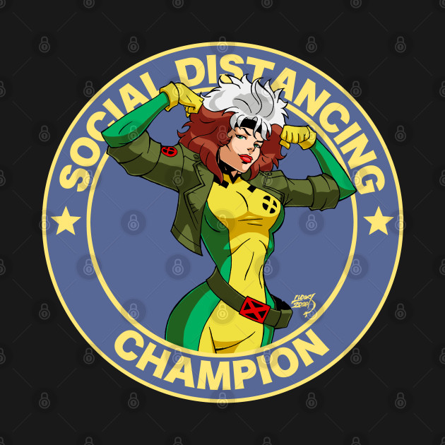 Social Distancing Champion