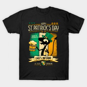 St. Patrick's at Luci's T-Shirt