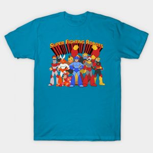Super Fighting Robots T-Shirt