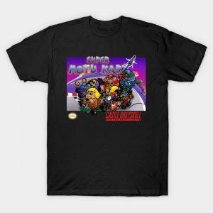 Super MOTU Kart T-Shirt