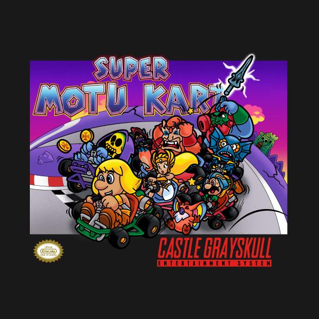 Super MOTU Kart