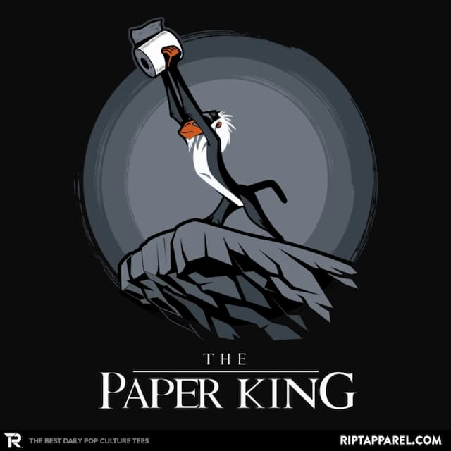 THE PAPER KING