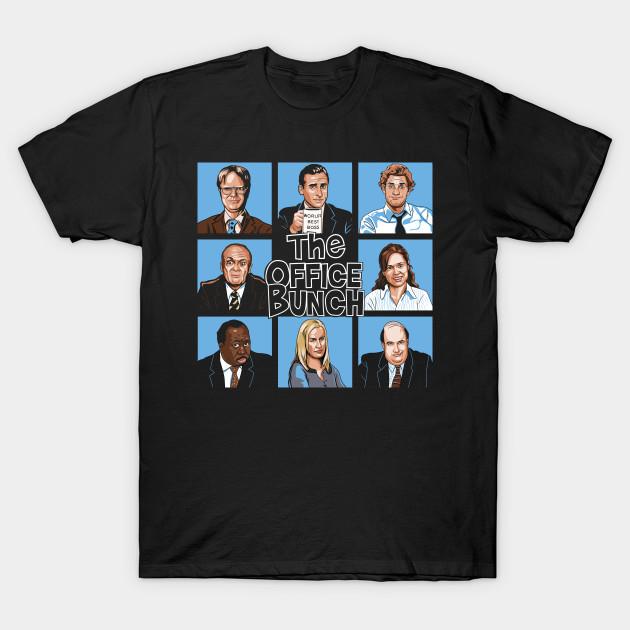 The Office Bunch T-Shirt