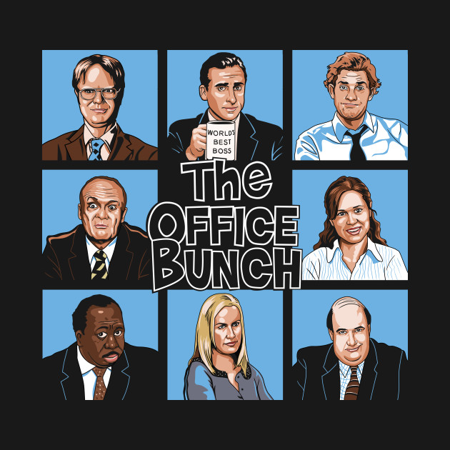The Office Bunch
