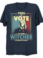 Toss a Vote T-Shirt