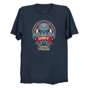 Vote Cthulhu T-Shirt