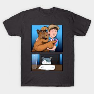 Why Lucky? ALF T-Shirt